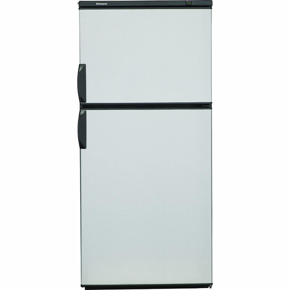 Dometic New Generation RM3762 2-Way Refrigerator, Double Door, 7.0 Cu. Ft. photo