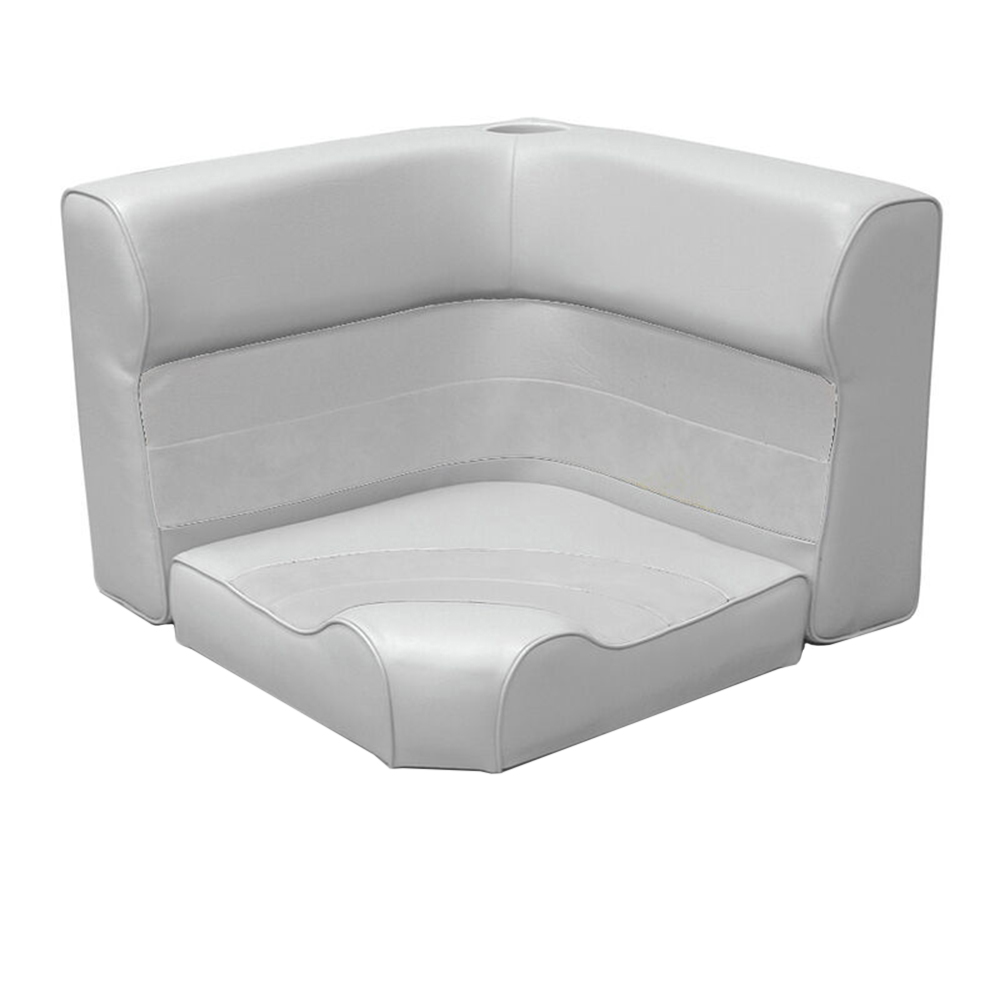 Toonmate Deluxe Radiused Corner Section Seat - TOP ONLY