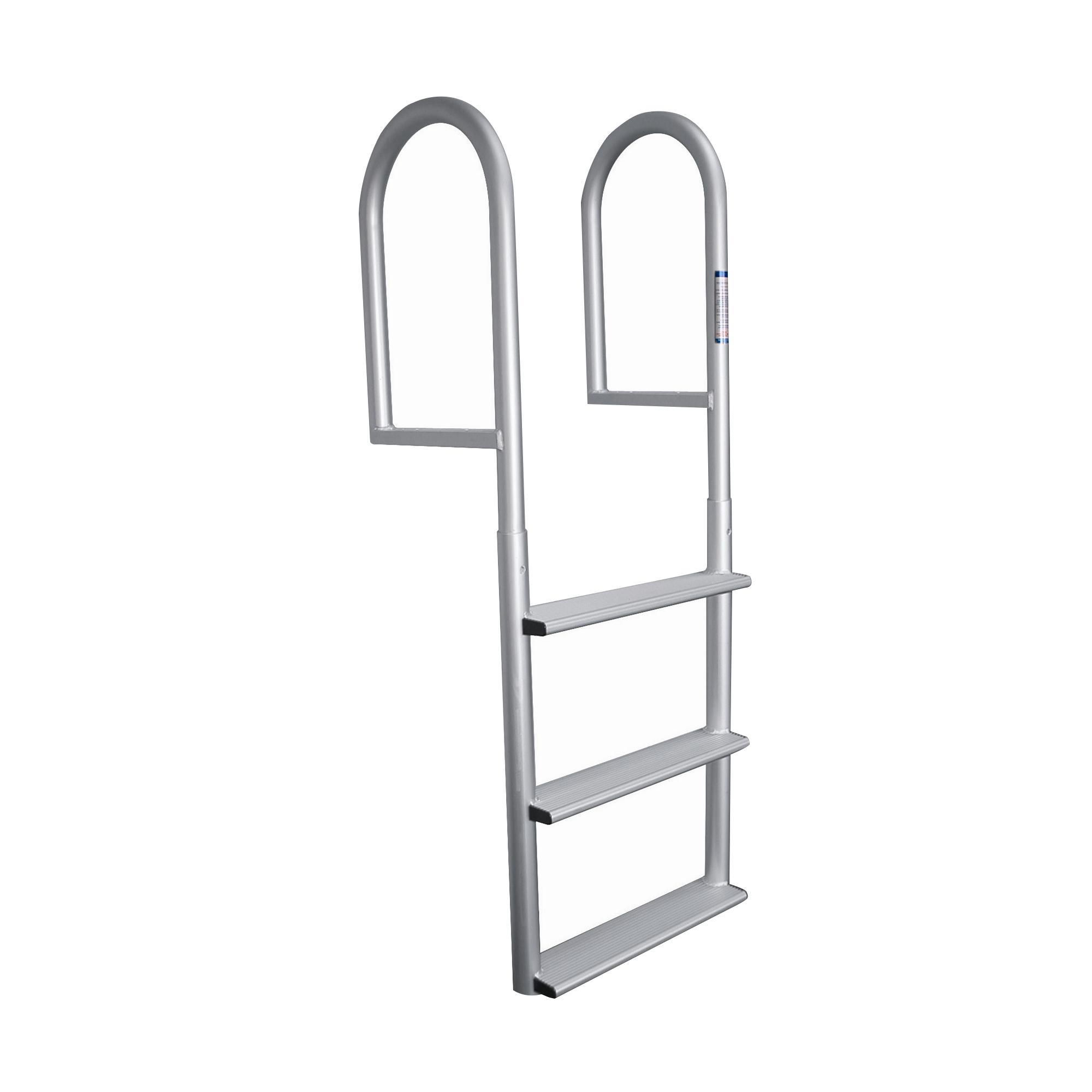 Dockmate Stationary Wide-Step Dock Ladders