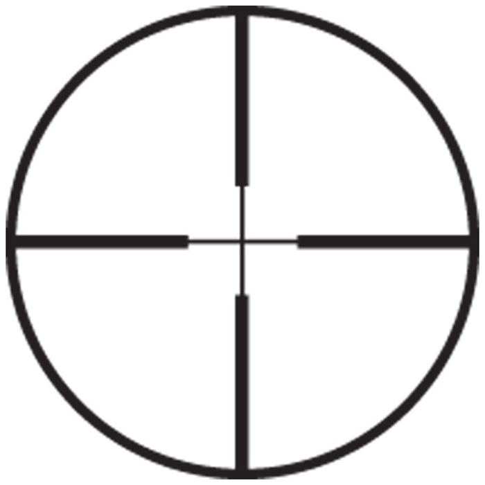 Leupold VX-3i Riflescope with Duplex Reticle