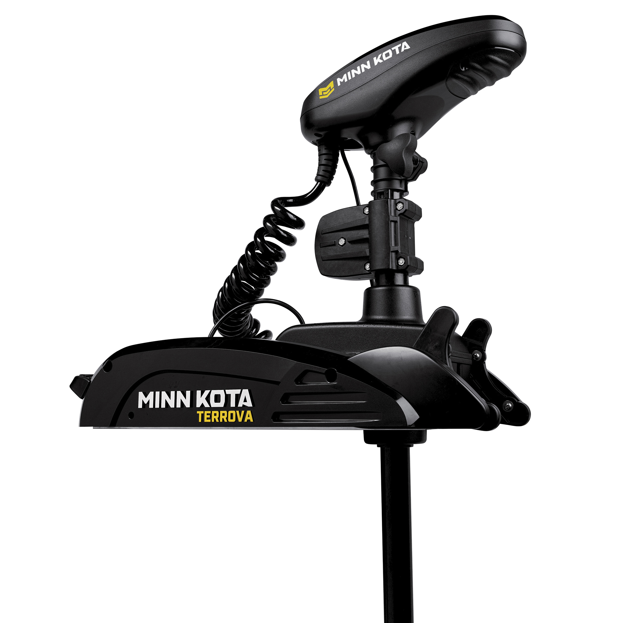 """Minn Kota Terrova Mega Down Imaging i-Pilot Freshwater Bow-Mount Trolling Motor, 45"""""""
