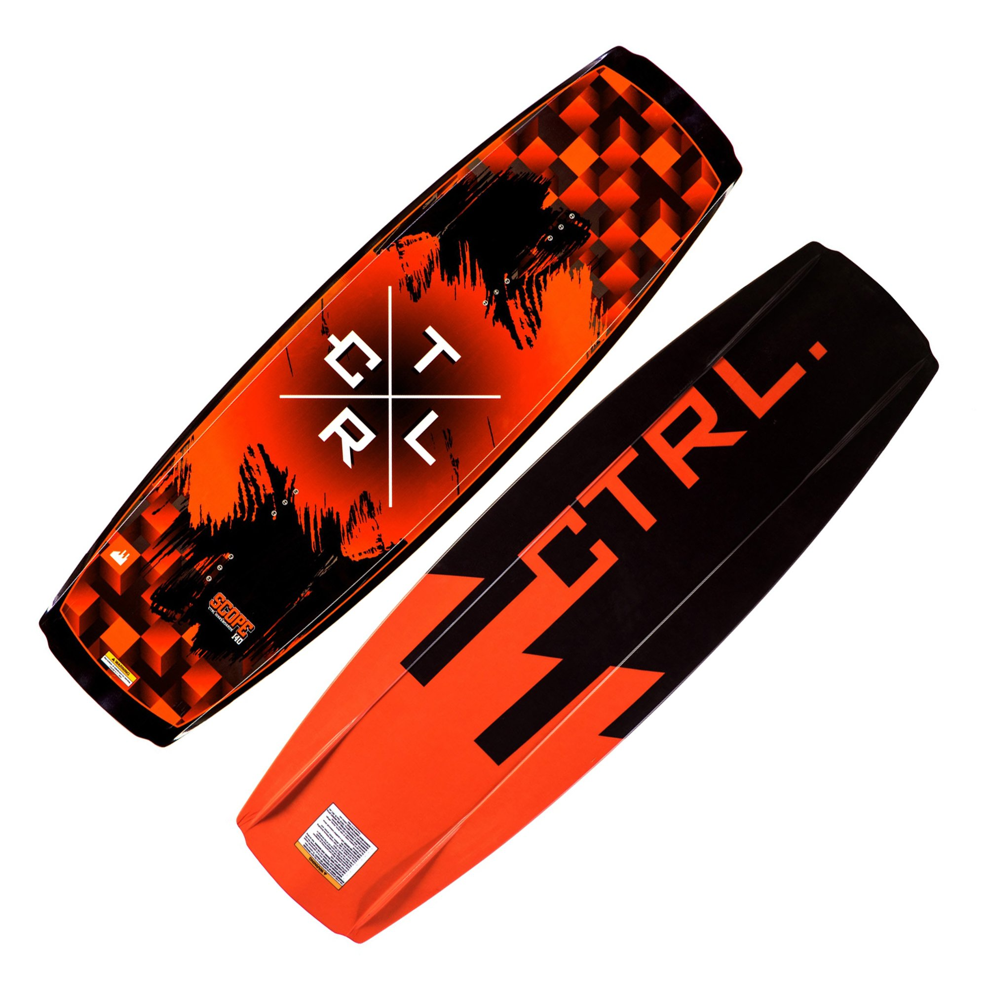 CTRL Scope Wakeboard, Blank