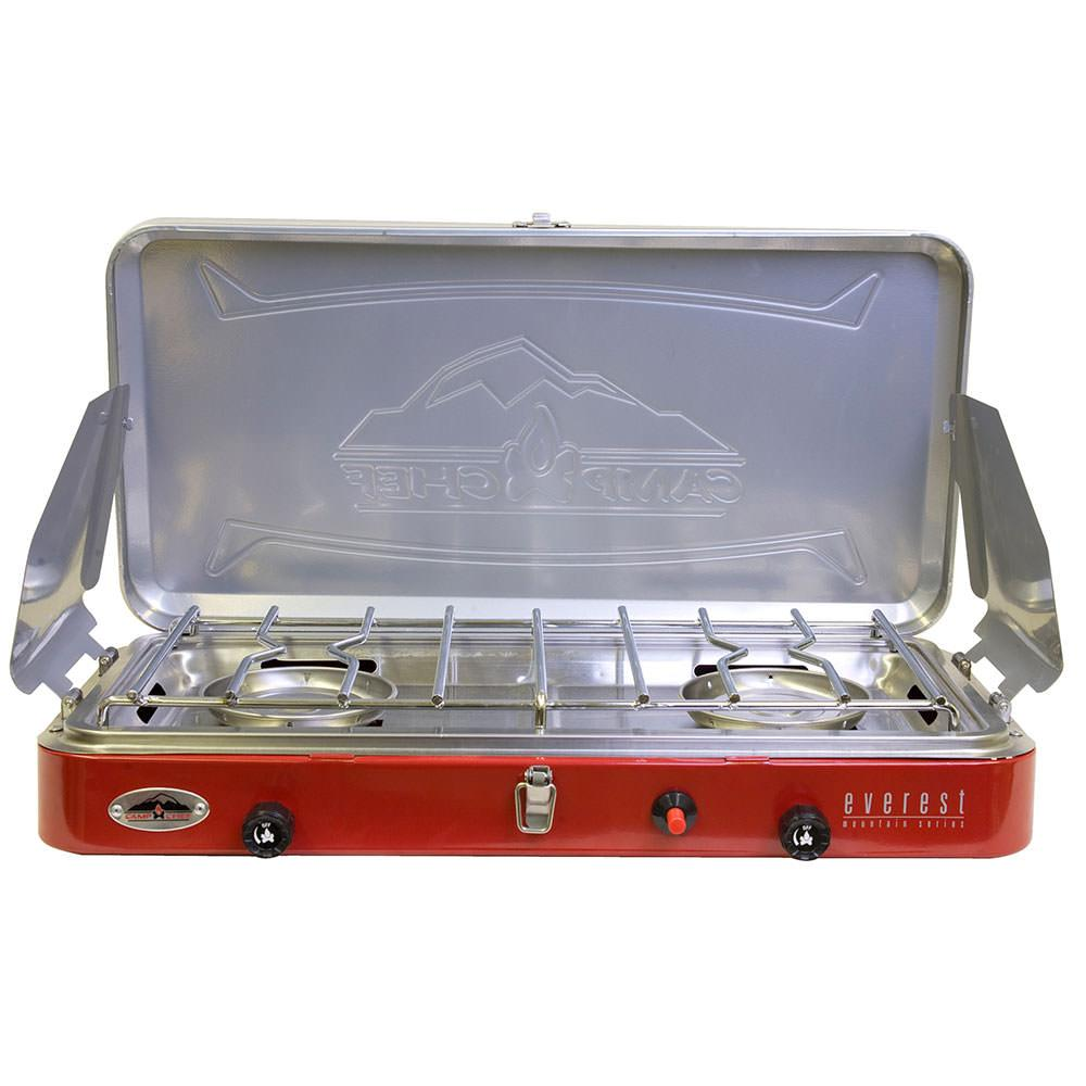 Camp Chef Everest High-Output Two Burner Stove photo