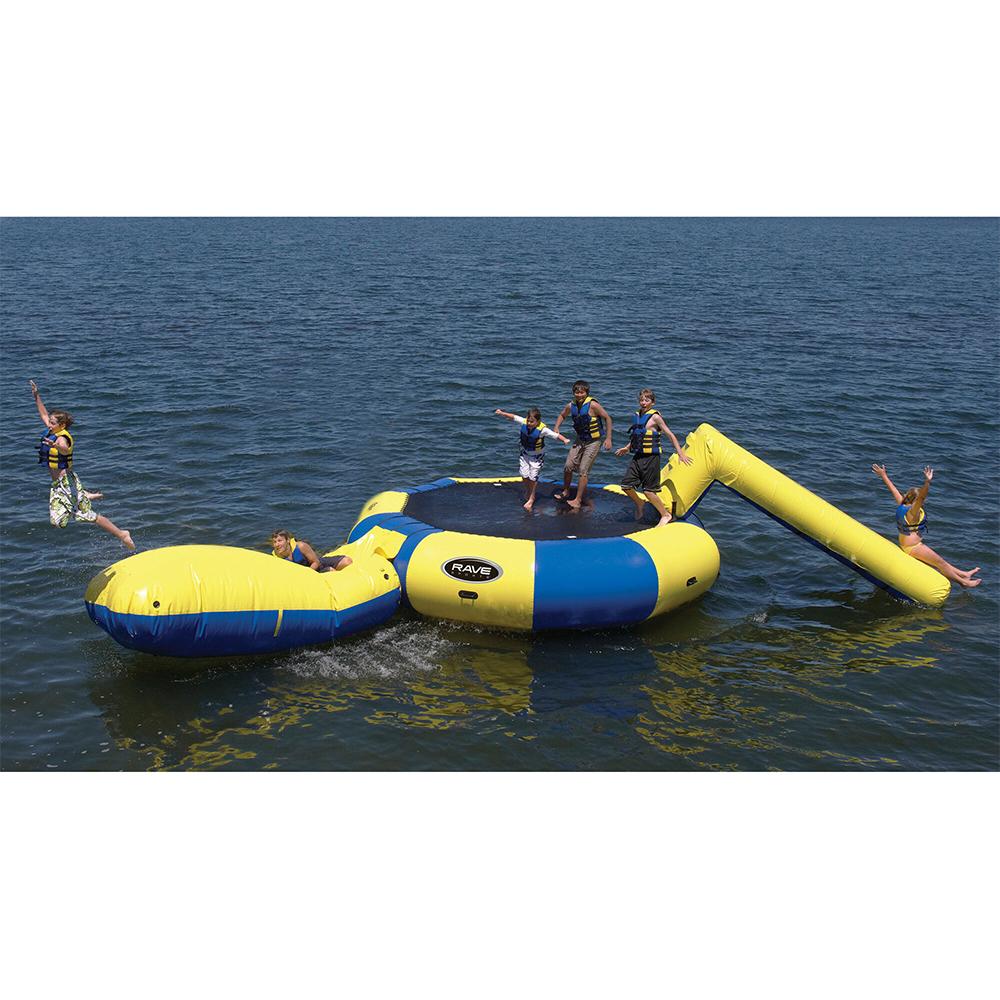 RAVE Bongo 20 Water Park, Standard Edition