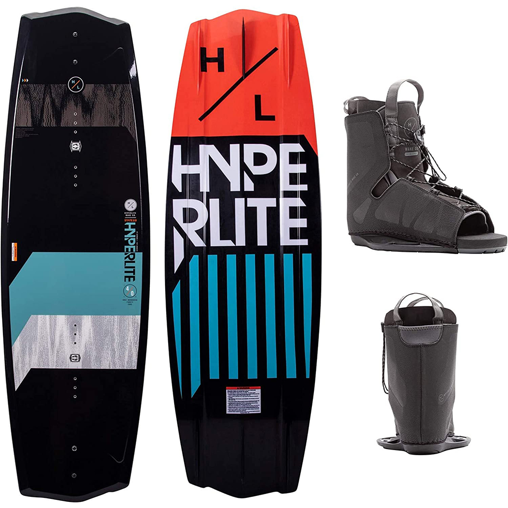 Hyperlite State 2.0 Wakeboard with Frequency Bindings