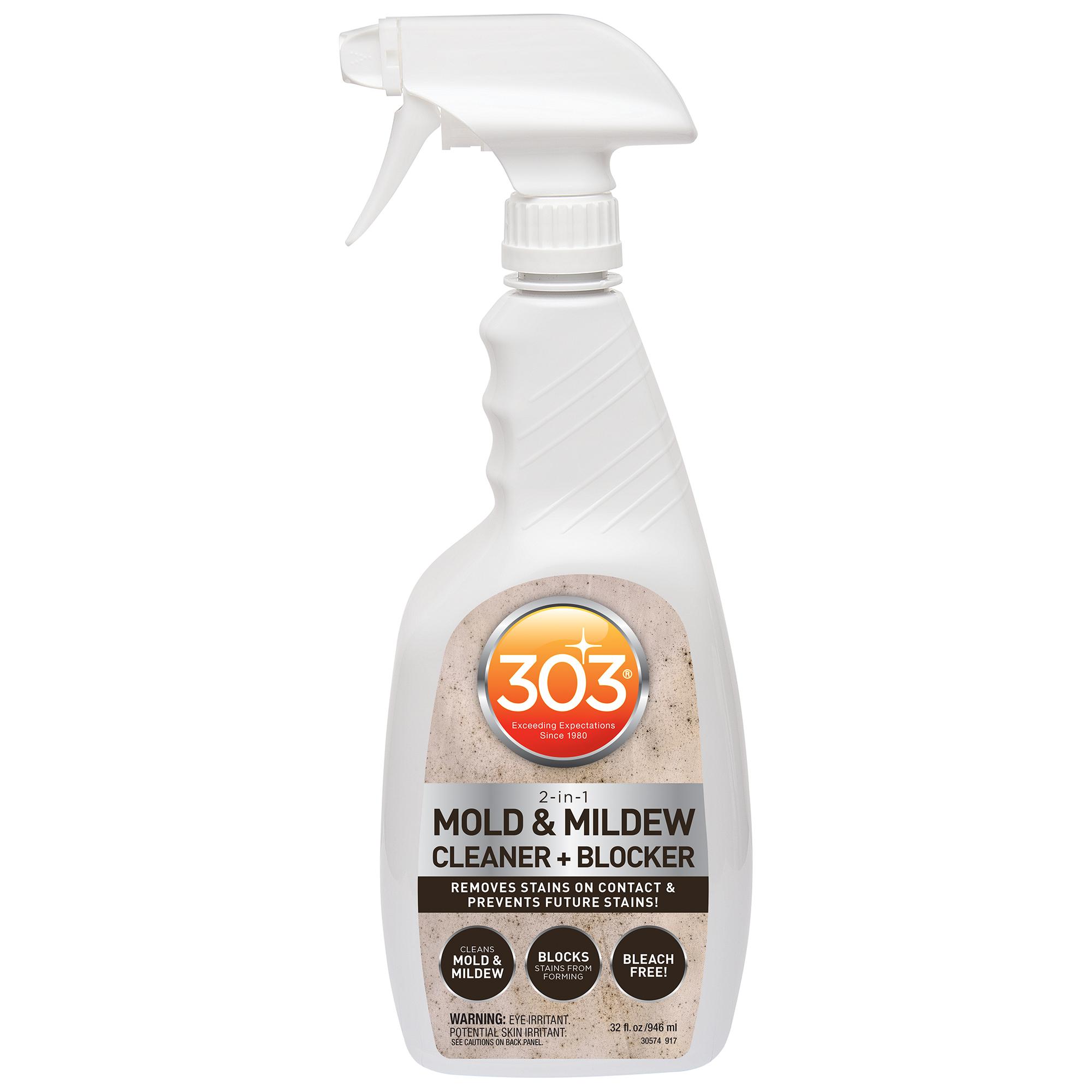 303 Mold And Mildew Cleaner + Blocker 32 oz.
