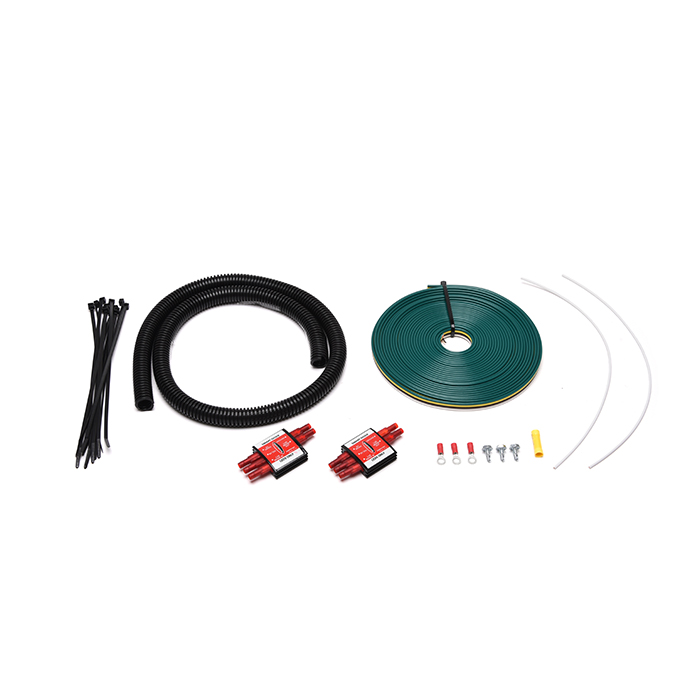 Roadmaster Towed Car Wiring Kit with Smart Diodes for LED Bulbs