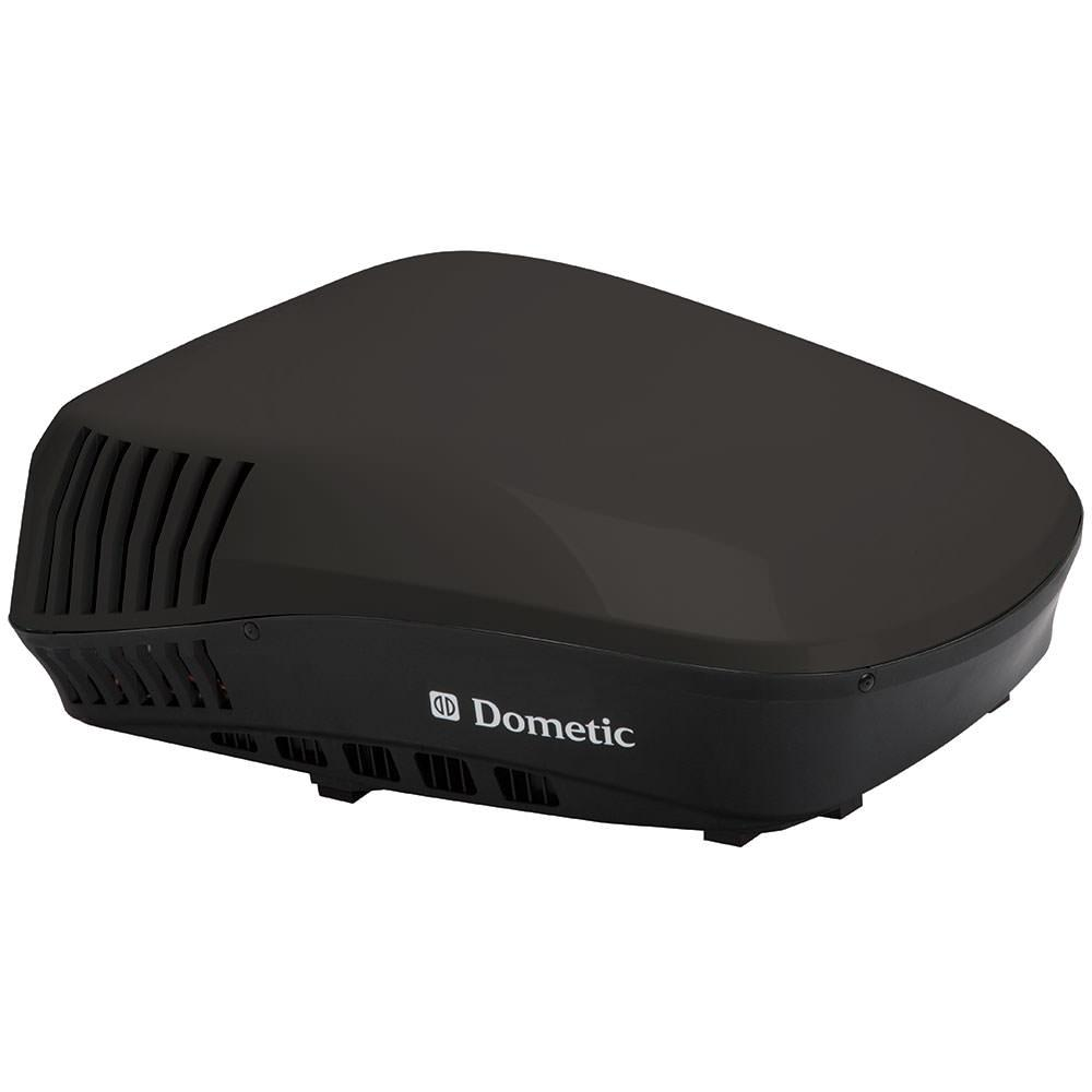 Dometic Blizzard Air Conditioner with Heat Pump, Black photo
