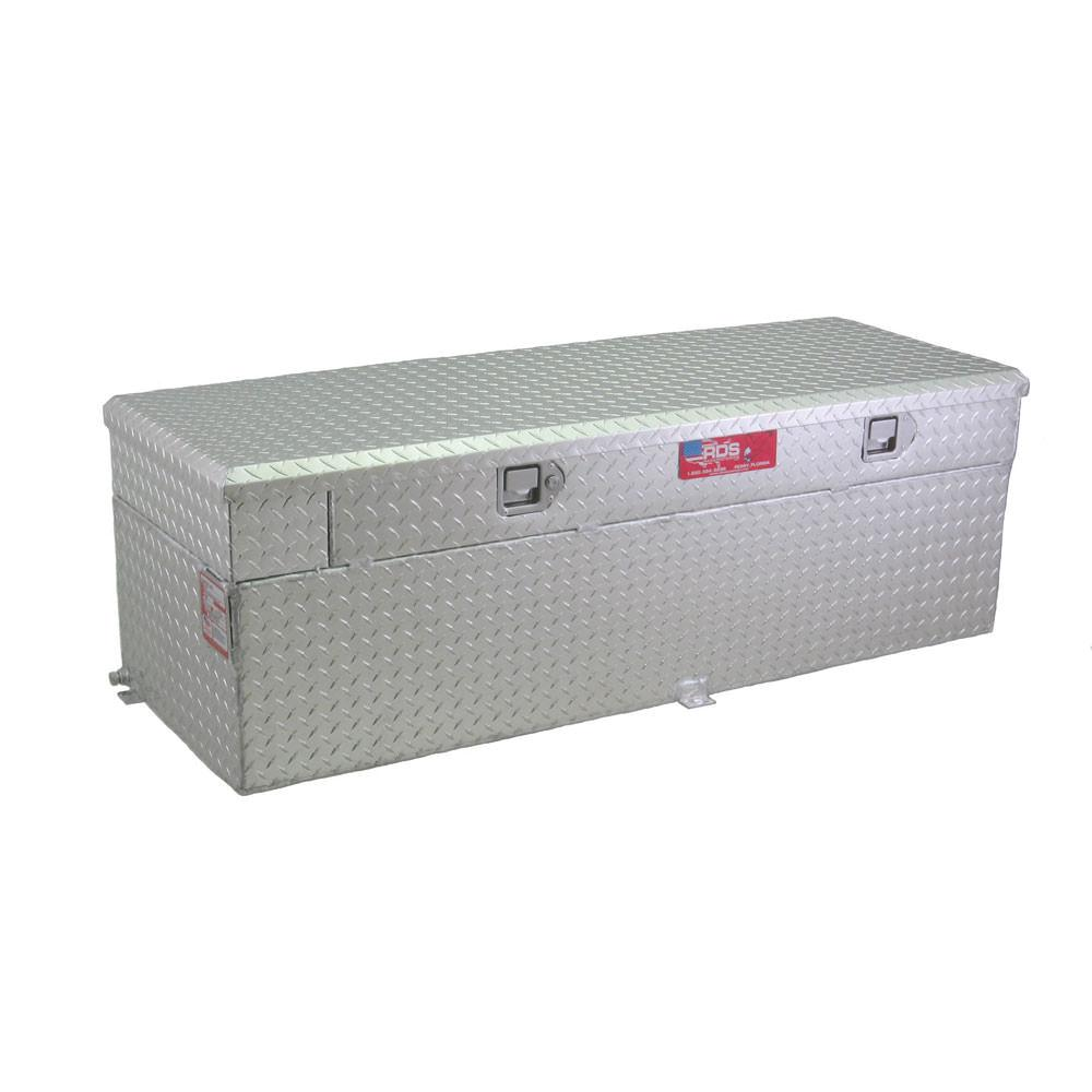 51 gallon Auxiliary Combo Fuel & Tool Boxes