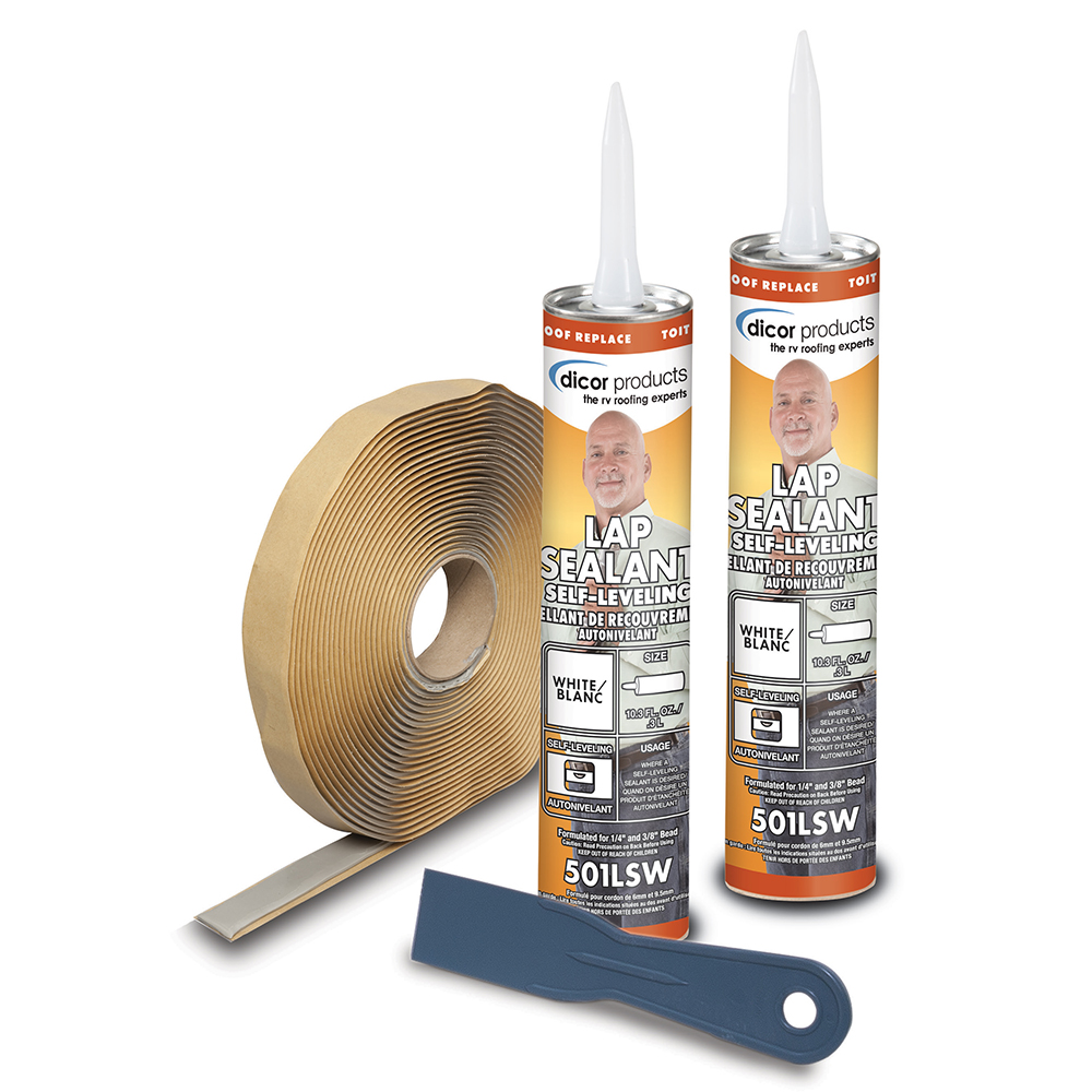 Dicor Seal-Tite Rooftop Accessory Installation Kit
