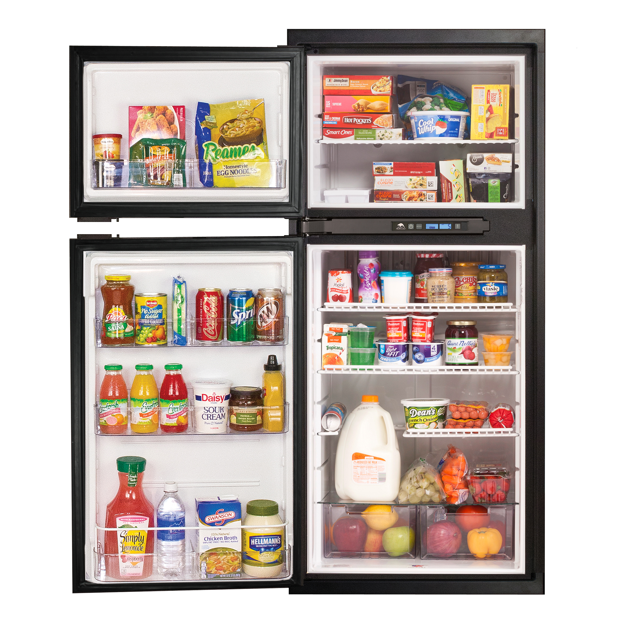Norcold® Polar 7LX Refrigerator, 7 cu. ft. 2-way, Right Swing Door (NA7LXR) photo