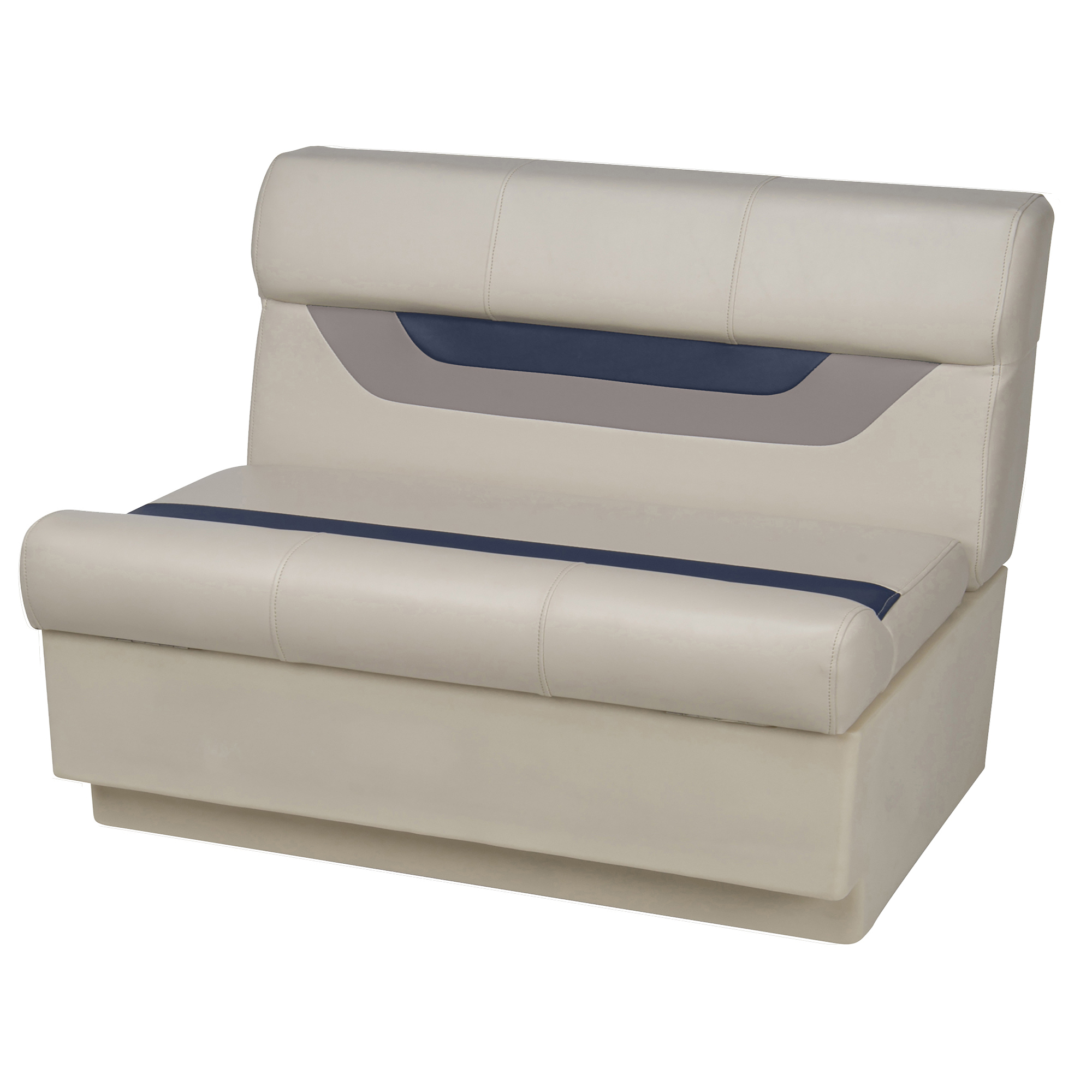 "Toonmate Designer Pontoon 36"" Wide Bench Seat - TOP ONLY"