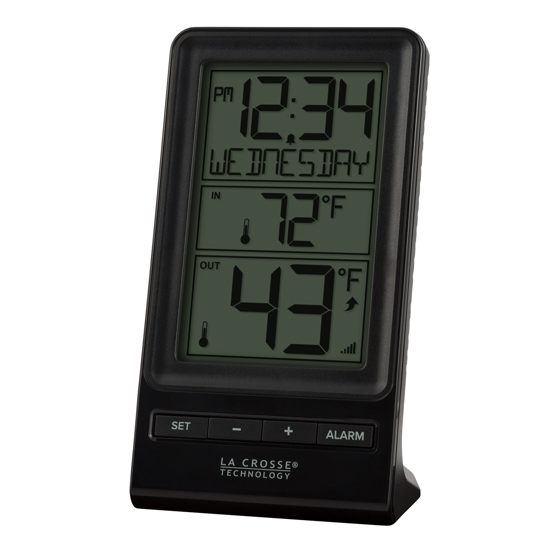 La Crosse Wireless Thermometer and Clock