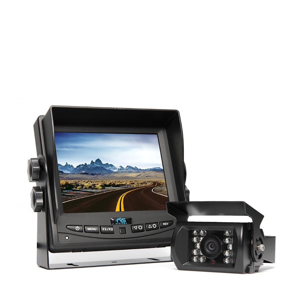 Rear View Camera System - One Camera Setup with 5.6
