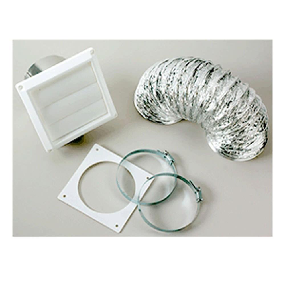 Splendide Dryer Vent Kit - All Metal photo