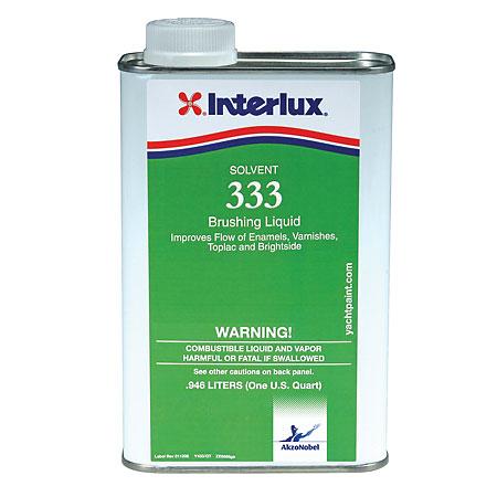 Interlux Brushing Liquid, Gallon