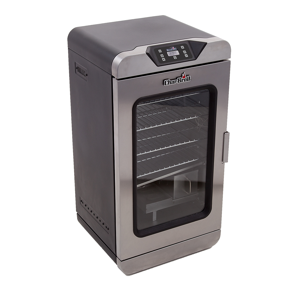 Char-Broil Deluxe Digital Electric Smoker, 725 sq. in. photo
