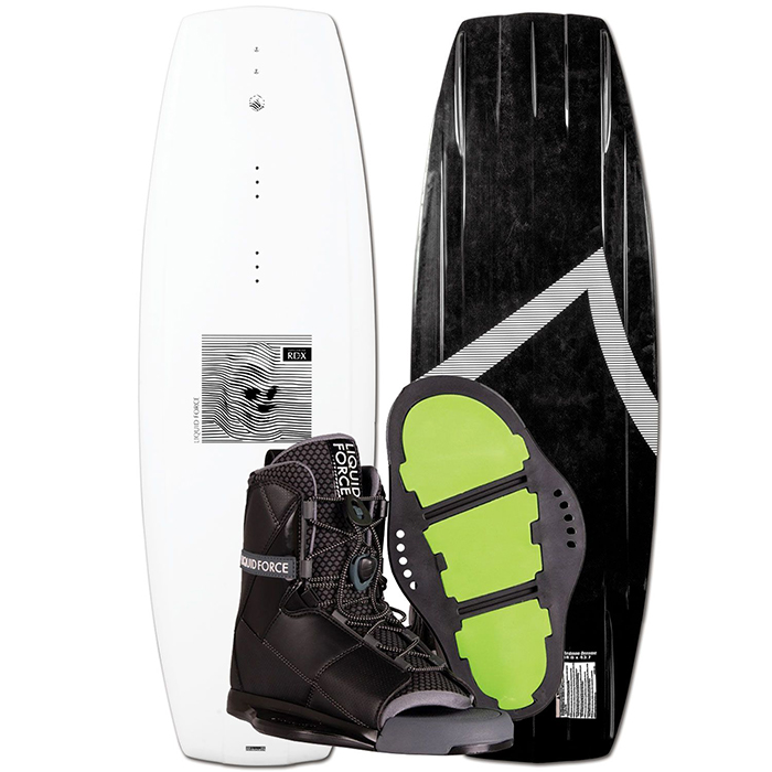 Liquid Force RDX Wakeboard with Transit Bindings