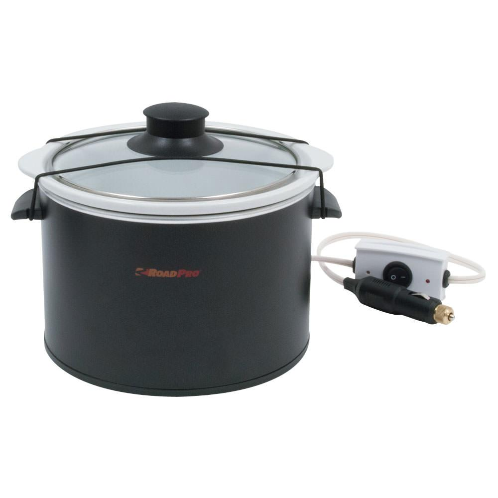 12-Volt Slow Cooker - 1.5 Quart photo