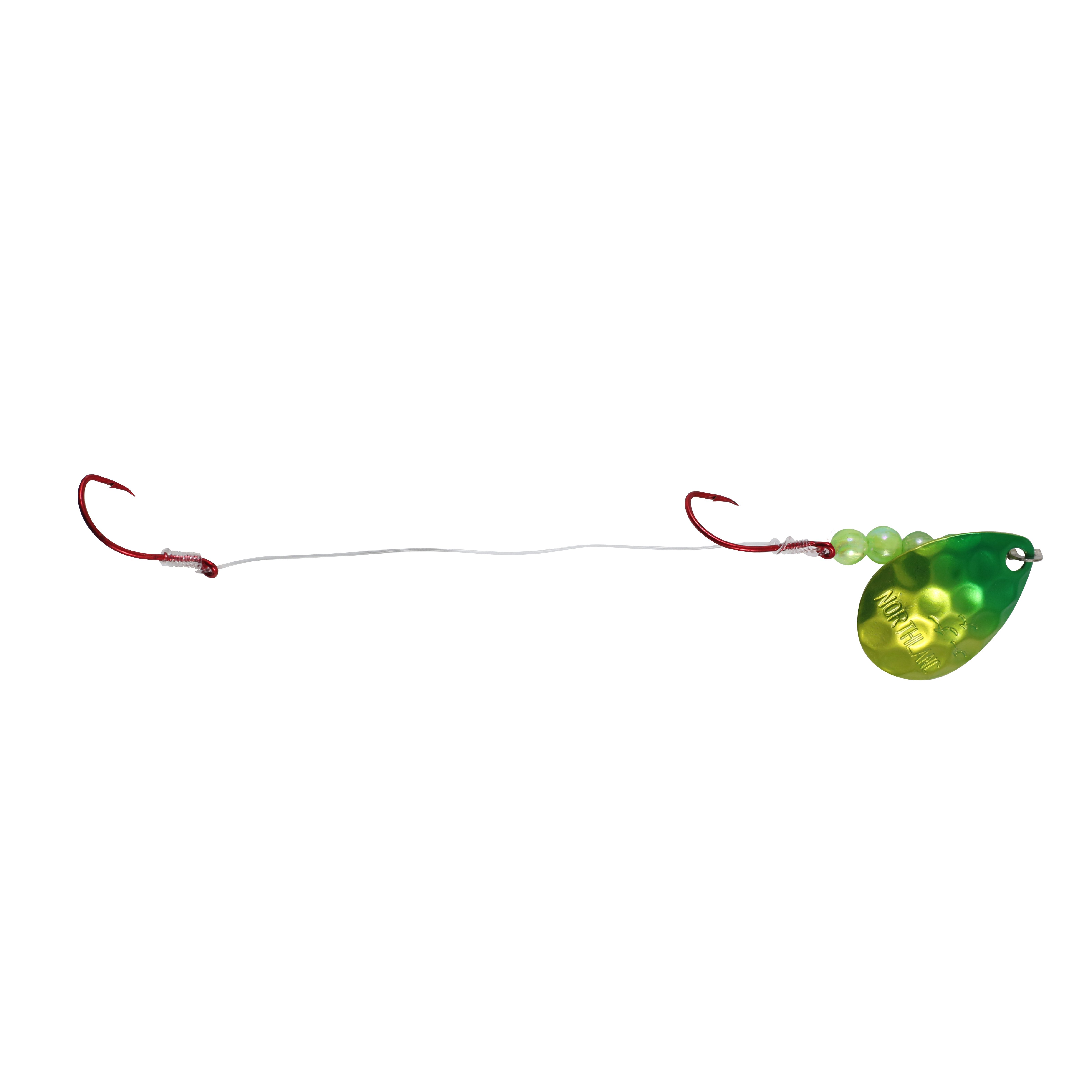 Northland Fishing Tackle Rainbow Crawler Harness Fish-Scale Series