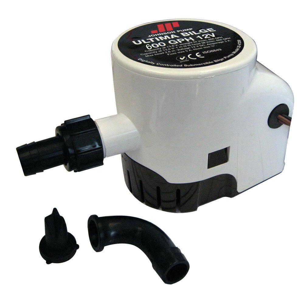 Johnson Pump Ultima Automatic Bilge Pump photo