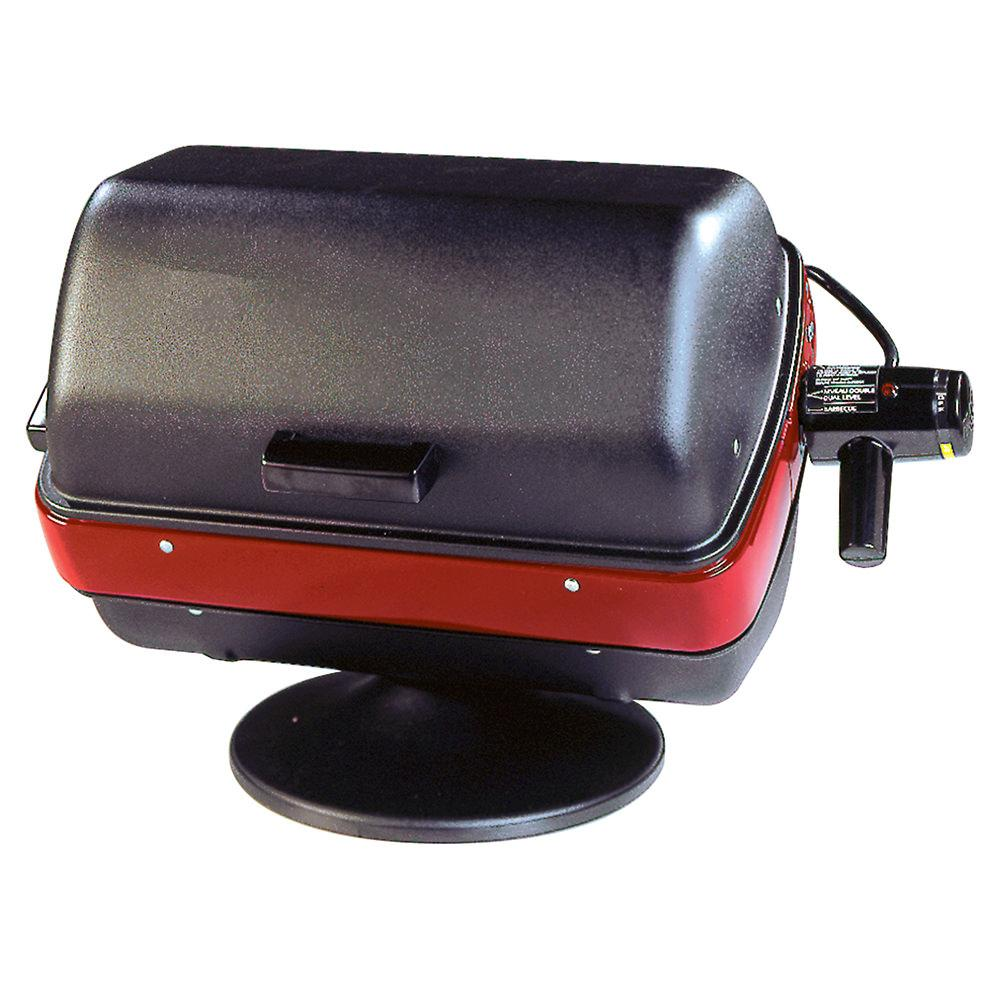 Easy Street Deluxe Table Top Electric BBQ Grill photo