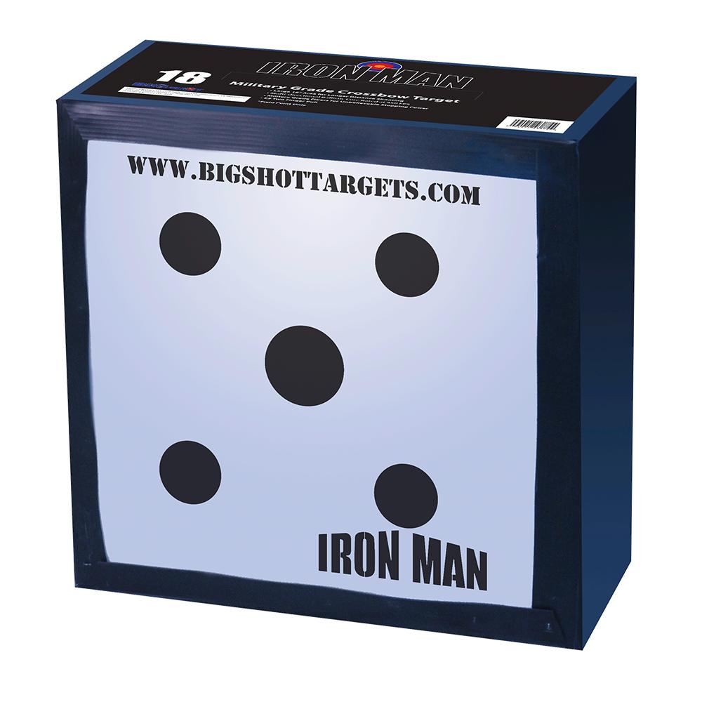 Big Shot Iron Man 18