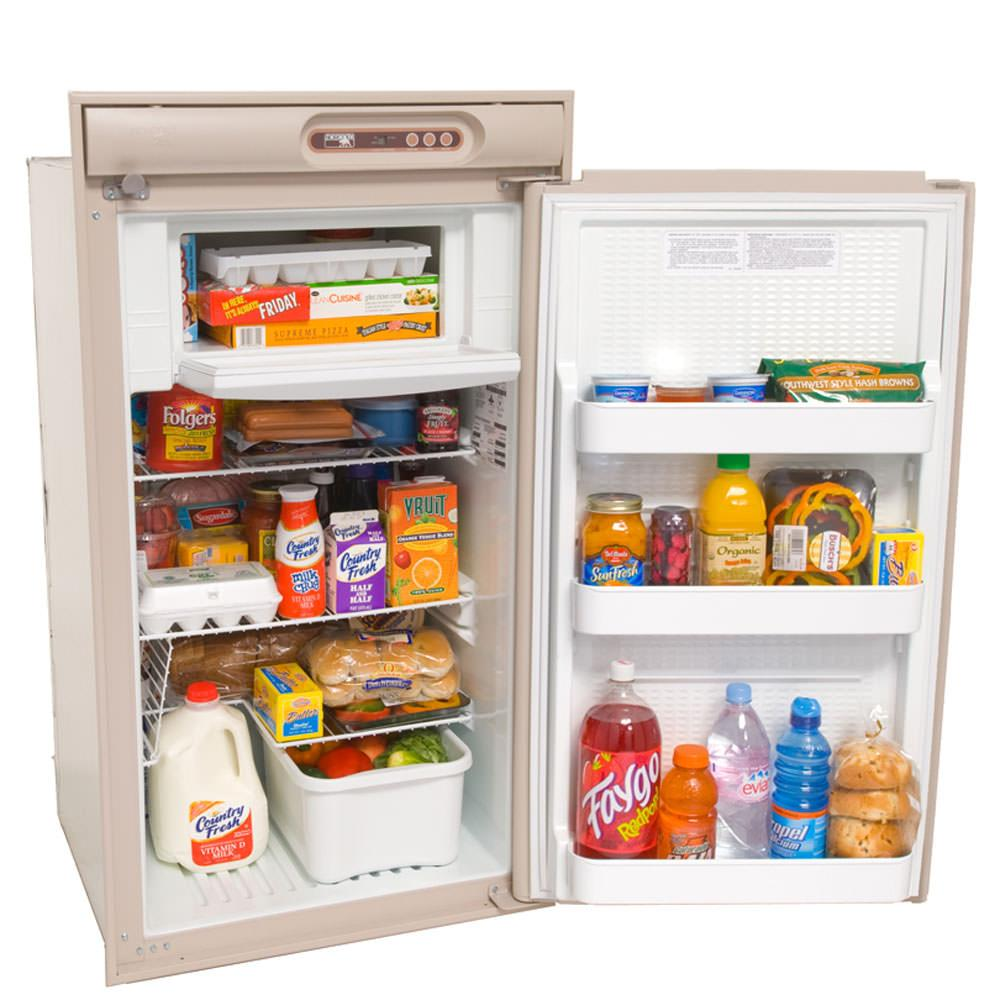 Norcold 2-Way Refrigerator without Ice Maker 5.5 photo