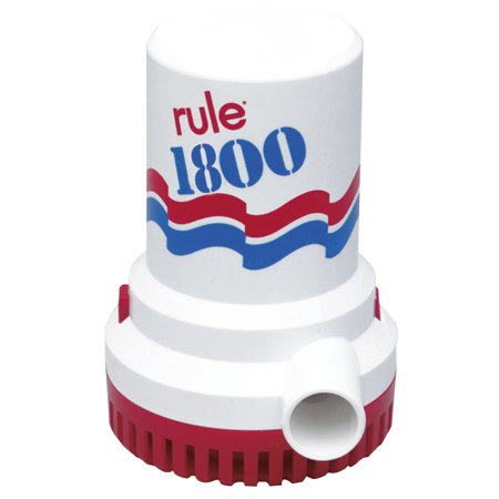 Rule Automatic Bilge Pump A53S - 1800 GPH photo