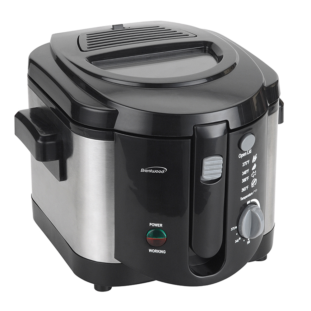 Brentwood DF-720 1200W 8-Cup Electric Deep Fryer photo