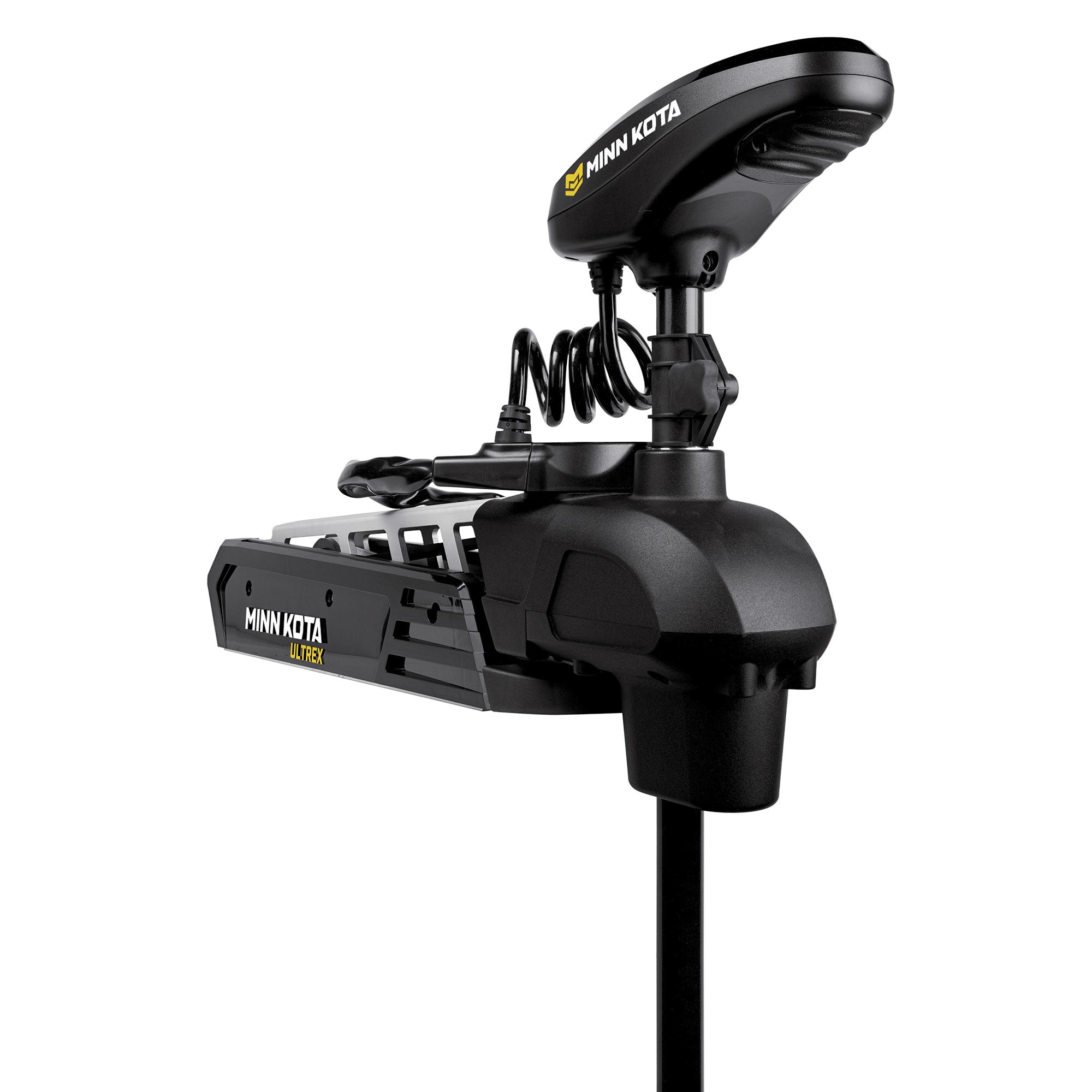 "Minn Kota Ultrex Mega Down Imaging i-Pilot Freshwater Bow-Mount Trolling Motor, 45"""