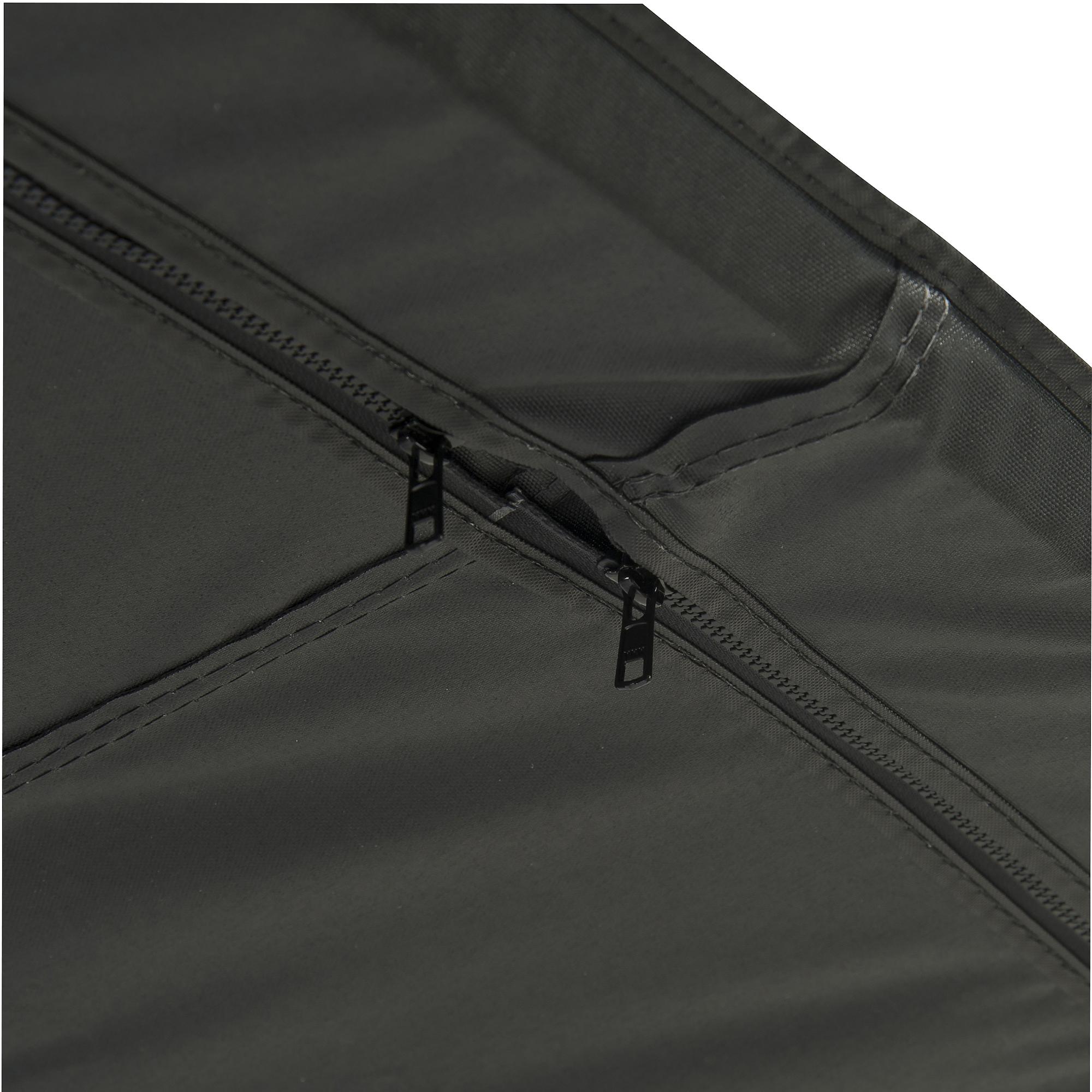 "Traditional Pontoon Bimini Top SurLast Polyester 1-1/4"" Standard Frame 96""-102""W"