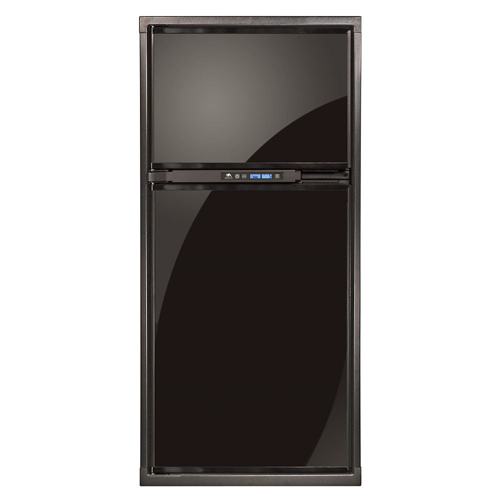 Norcold Polar 3-Way AC/LP/DC 7 cu. ft. Refrigerator with Cold Weather Kit and Fan, Right Swing Door photo