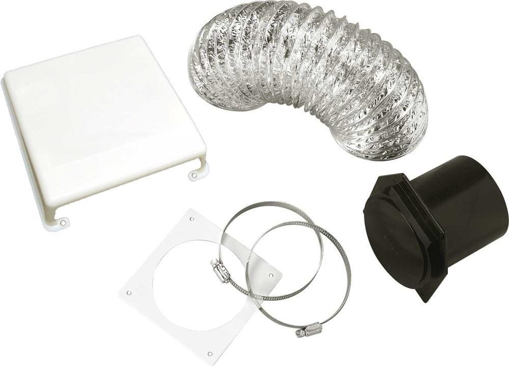 Splendide Dryer Vent Kits - White photo
