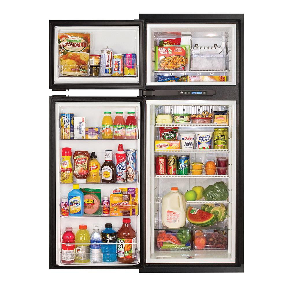 Norcold Polar 3-Way AC/LP/DC 7 cu. ft. Refrigerator with Cold Weather Kit, Left Swing Door photo